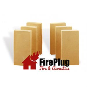 Fire Bricks for Stoves & Fireplaces x 6